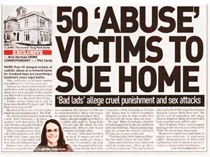 Children's Home Abuse