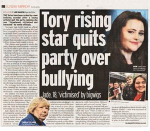 Tory Bullying