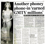 GMTV phone-in scandal