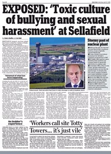 Sellafield Whistleblower