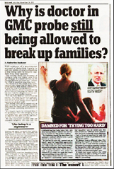 Children Wrongly Taken Into Care