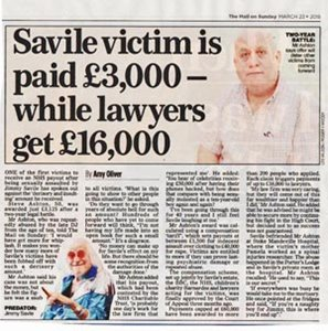 Lawyers Awarded More Than Victims